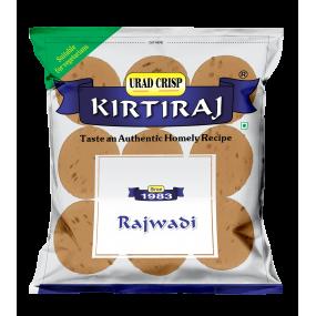 Rajwadi Papad [Mini Bite] - 500g