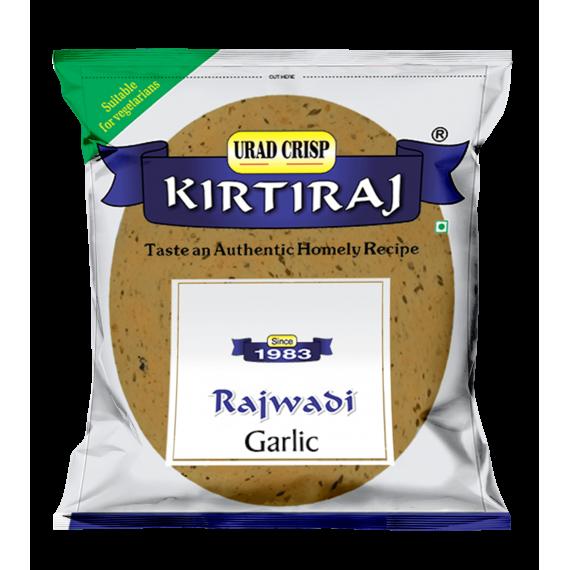 Rajwadi Garlic Papad - 500g