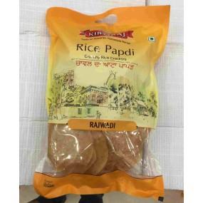 Rice Papadi Rajawadi - 500g
